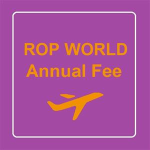 AEON ROP WORLD Annual Fee