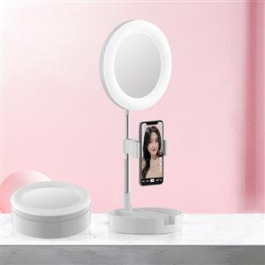 LED Selfie Ring Light (ฺWhite)