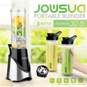 JOWSUA PORTABLE BLENDER 3 BOTTLE